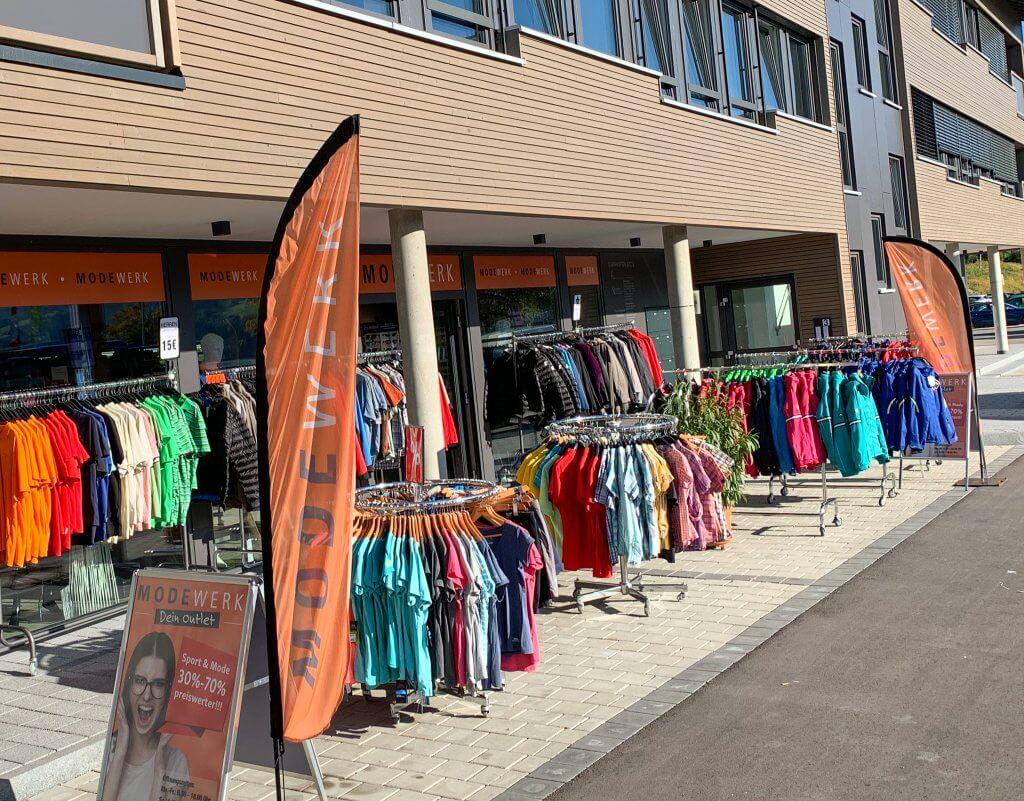 Modewerk Oberstaufen Galerie Dein Outlet