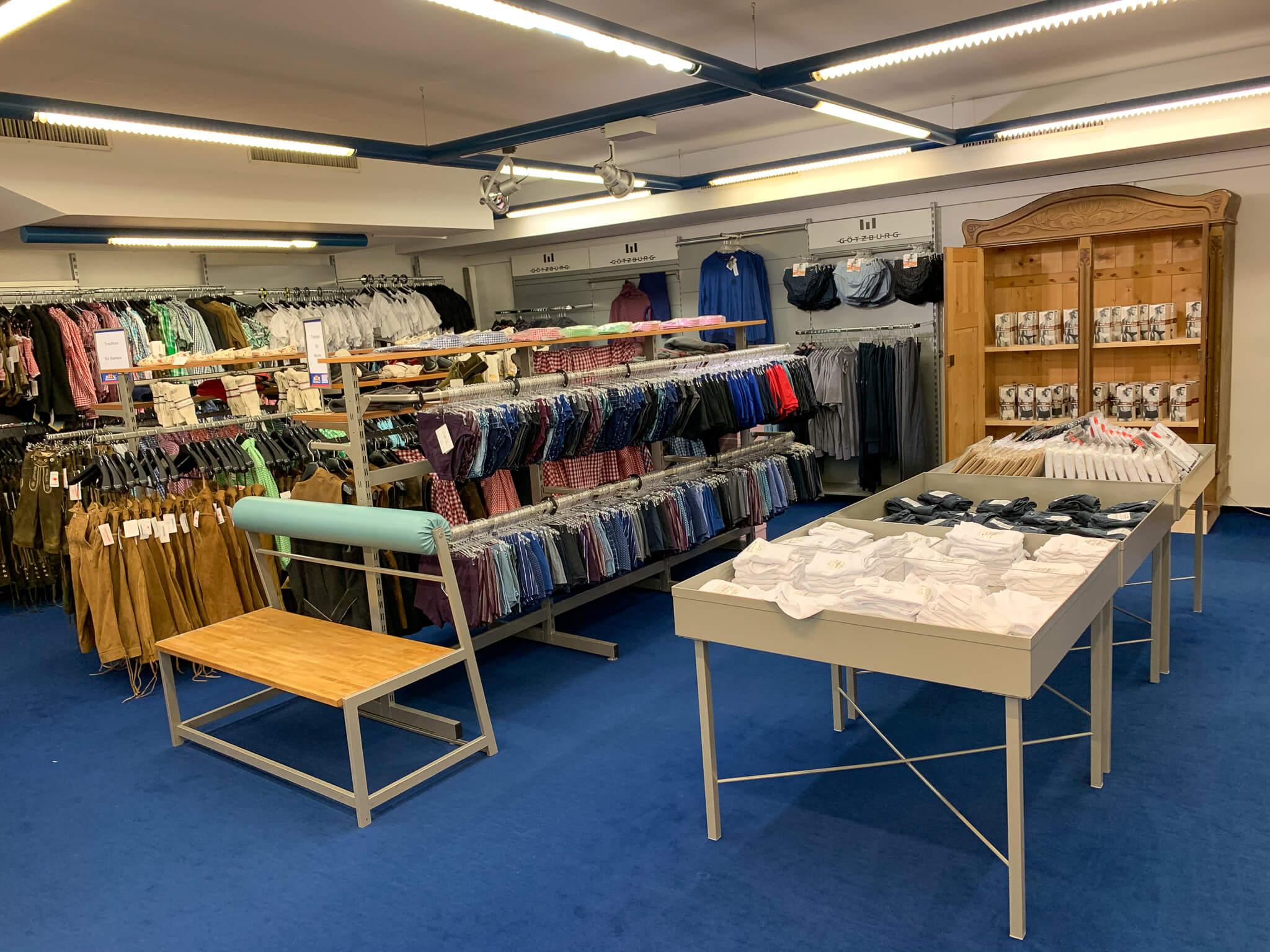 Herstellerverkauf Bad Hindelang Eingang Tracht Galerie