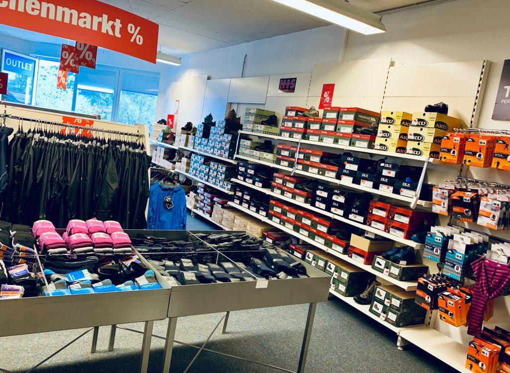 Herstellerverkauf Schwangau Galerie Schuhe 2