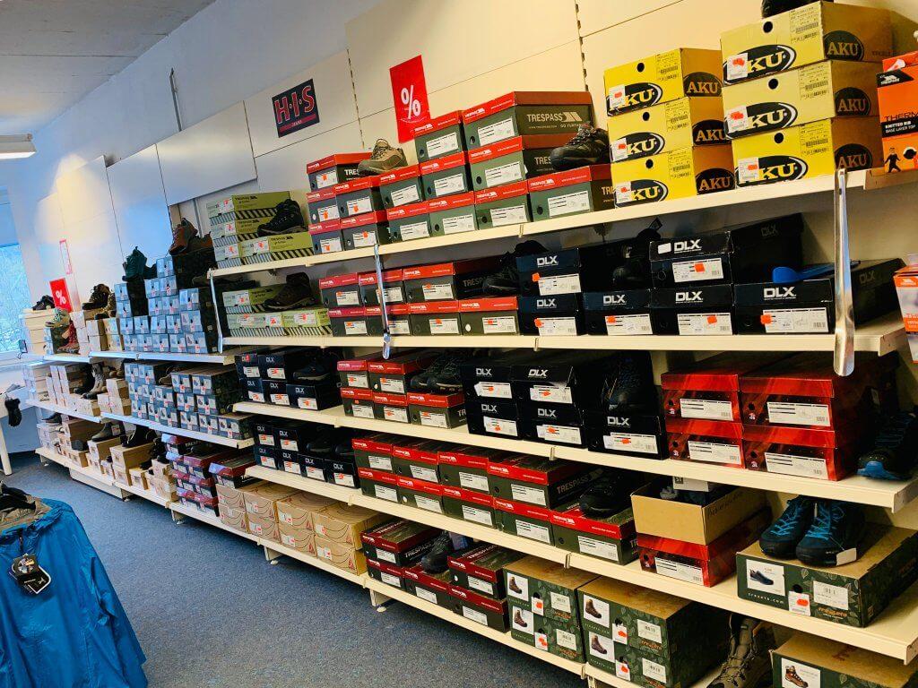 Herstellerverkauf Schwangau Galerie Schuhe 3