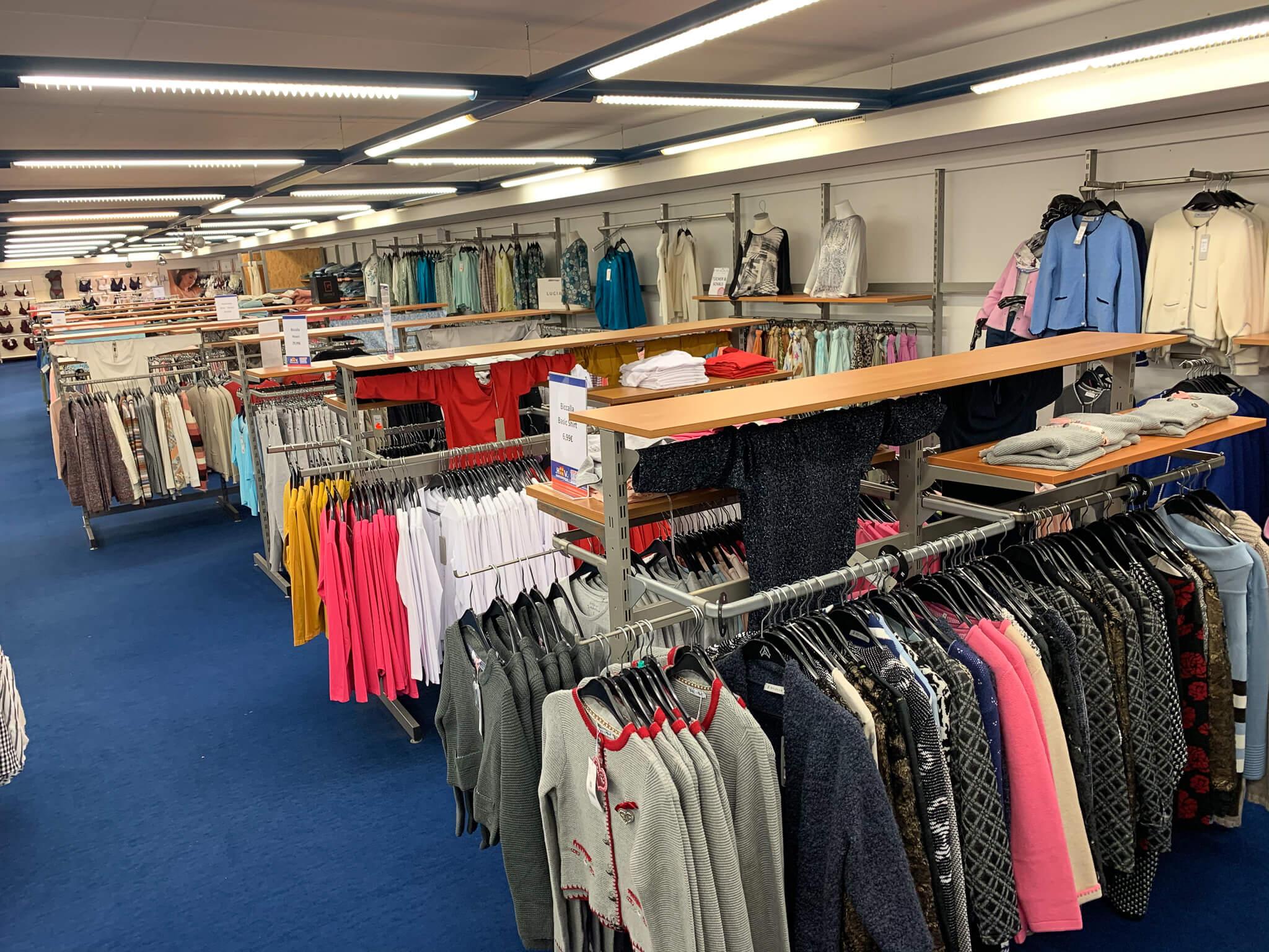 Herstellerverkauf Bad Hindelang Mode Galerie