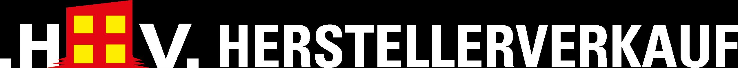 Logo Herstellerverkauf quer