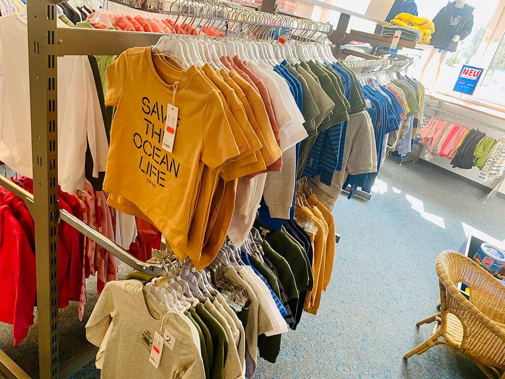 Herstellerverkauf Schwangau Kinder Esprit Kids